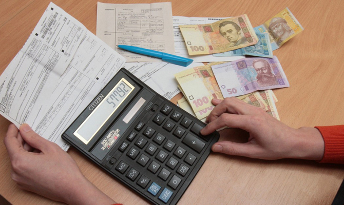 Украинским пенсионерам— субсидии поновым расчётам
