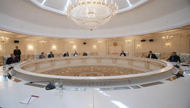 Трехсторонняя контактная группа согласилась оразведении сторон наДонбассе