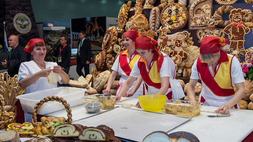Встолице 23сентября стартует гастрономический фестиваль «Золотая осень»