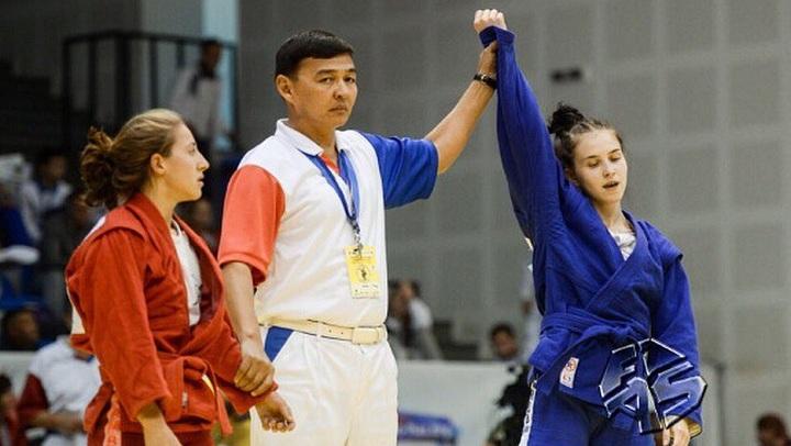 Выксунка Татьяна Шуянова завоевала «золото» наПервенстве мира посамбо