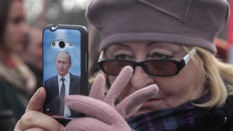 Жители России стали менее полагаться госинститутам ицеркви