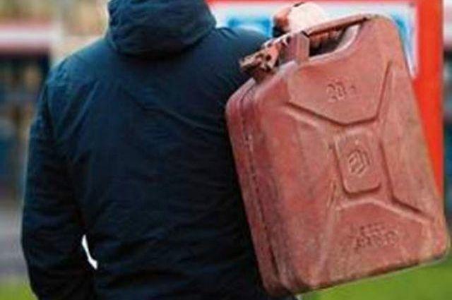 За 5 месяцев в«Укрзализныце» украли топлива на $1 млн— Балчун