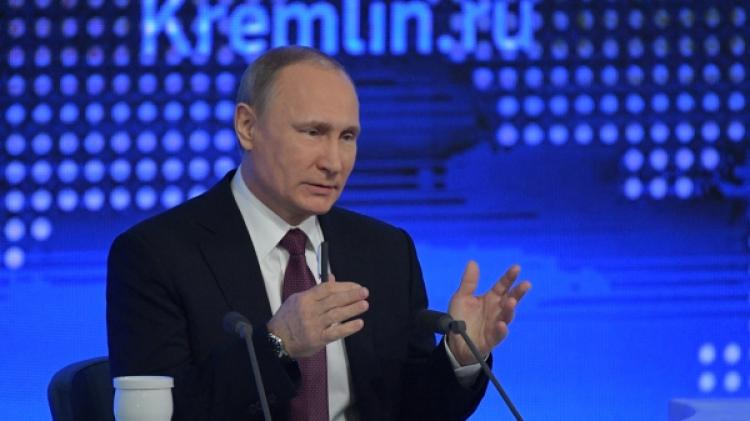Владимир Путин: Экспорт вIT-технологии вРФ составляем 7 млрд. долларов