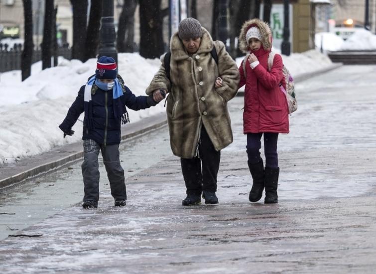 Росгидромет объявил в российской столице штормовое предупреждение