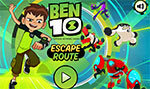 Бен 10 эвакуация (Ben 10 Escape Route)