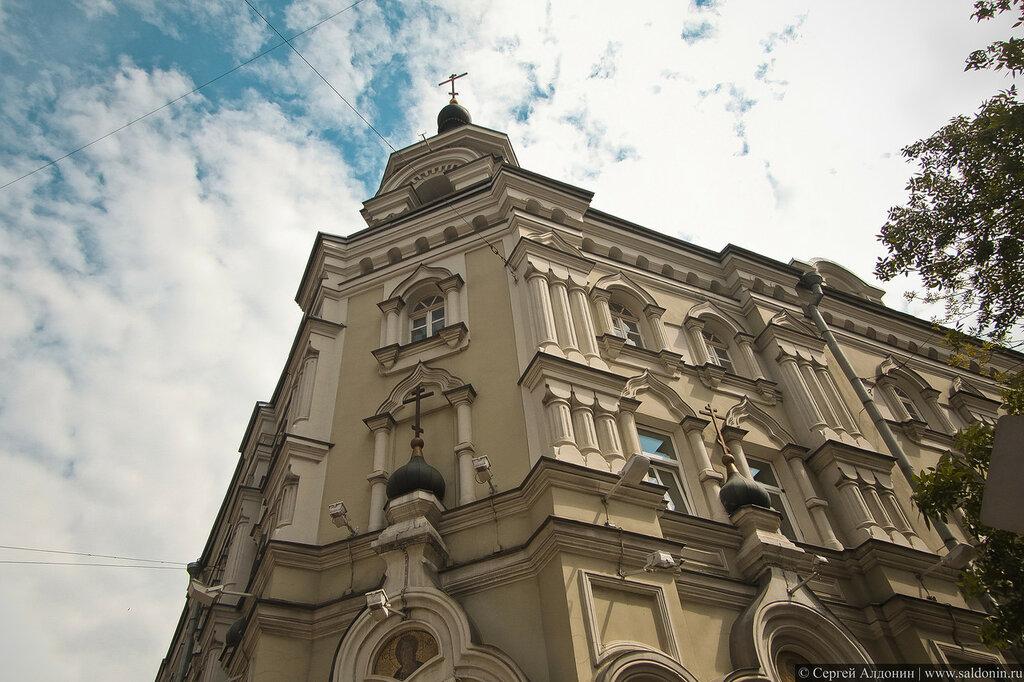 подворье Валаамского Спасо-Преображенского монастыря