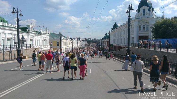 Любинский проспект день города