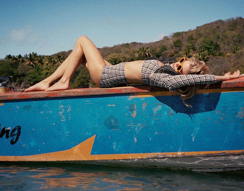 Сиенна Миллер / Sienna Miller by Cass Bird - Porter Summer 2016
