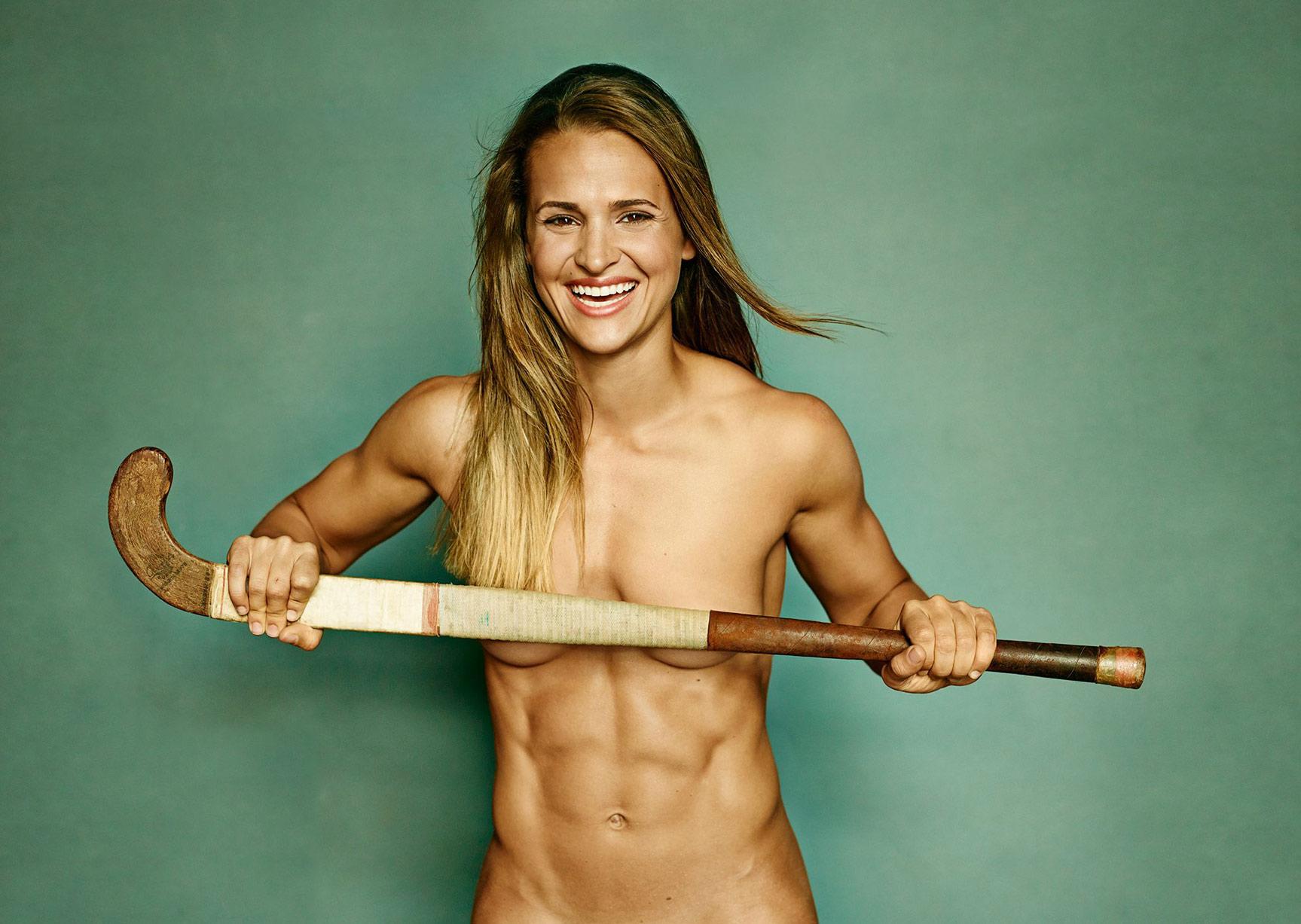 ESPN Magazine The Body Issue 2015 - Paige Selenski / Пейдж Селенски - Культ тела журнала ESPN