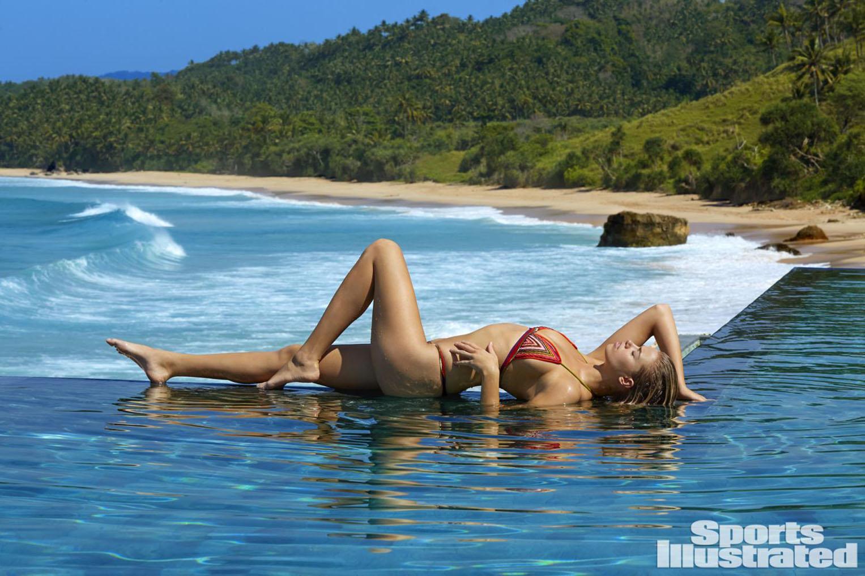 Hailey Clauson / Хейли Клоусон в купальниках из новой коллекции Sports Illustrated Swimsuit 2017 issue / in Sumba Island by James Macari