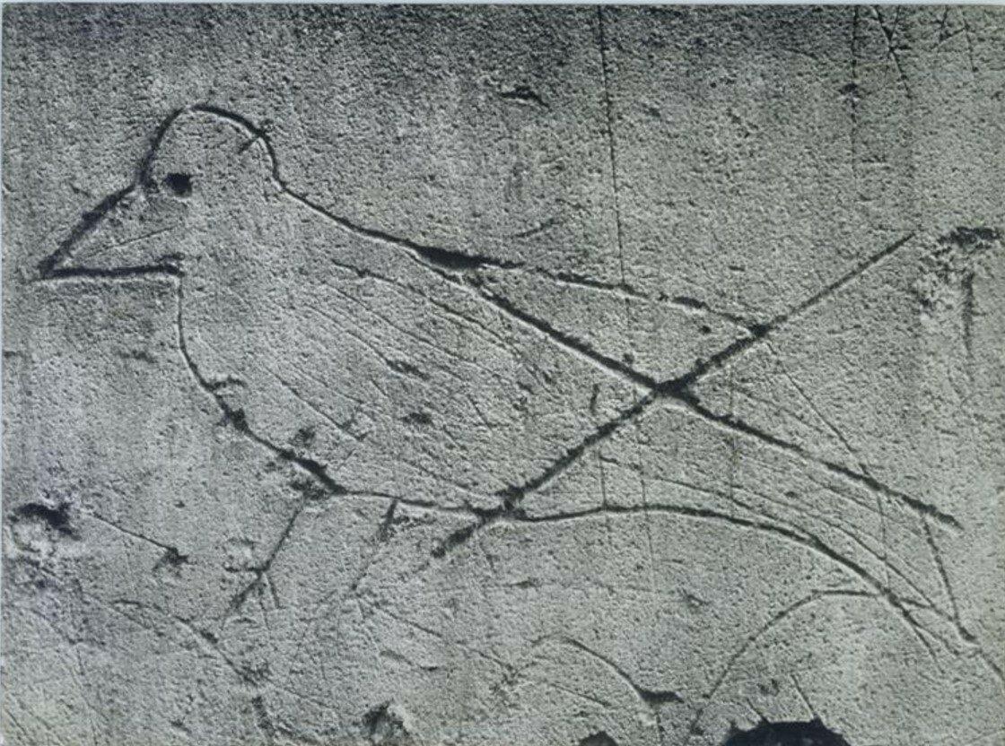 1935. Граффити. Серия V. Животные