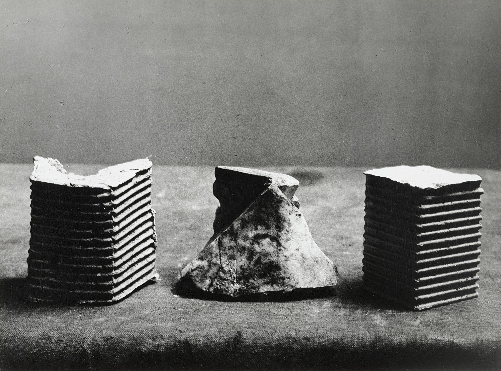 1943. Пикассо Скульптура (гипс)