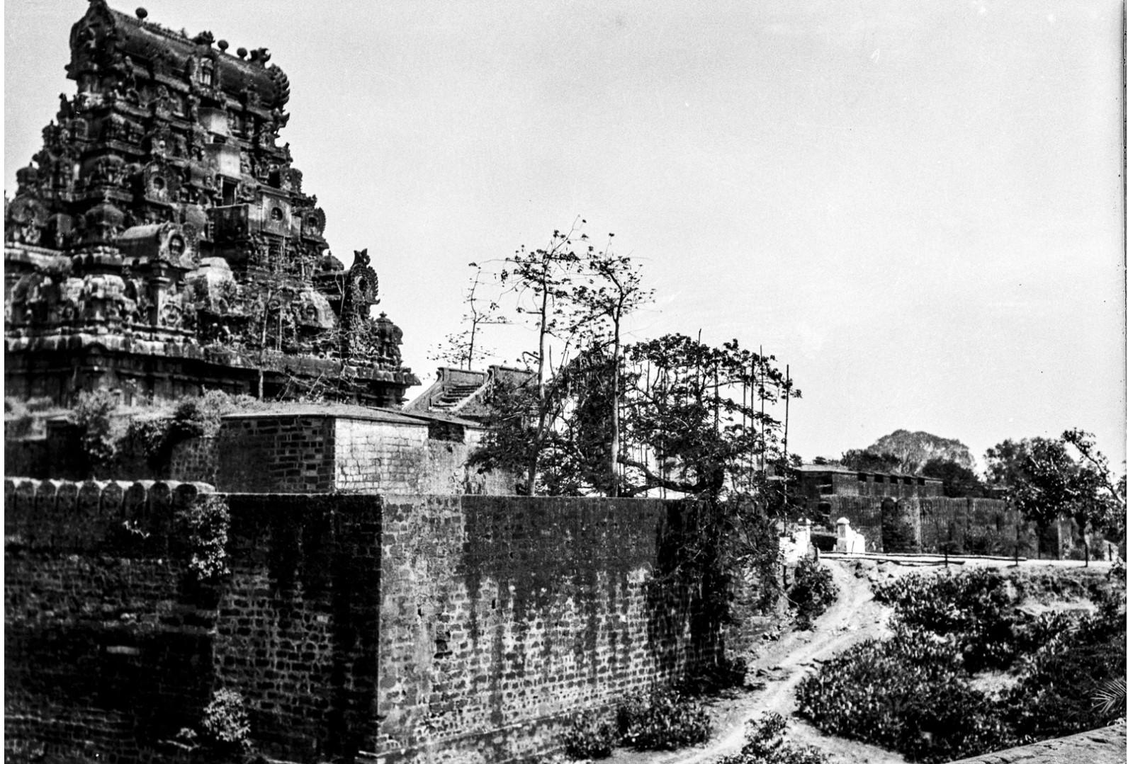 462. Танджавур. Комплекс храма Брахадисвара