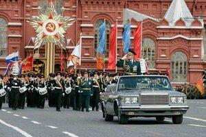 В Москве прошел масштабный парад в честь 70-летия победы