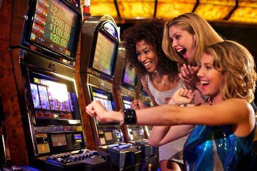 Испытайте удачу с онлайн казино играя в игровые автоматы