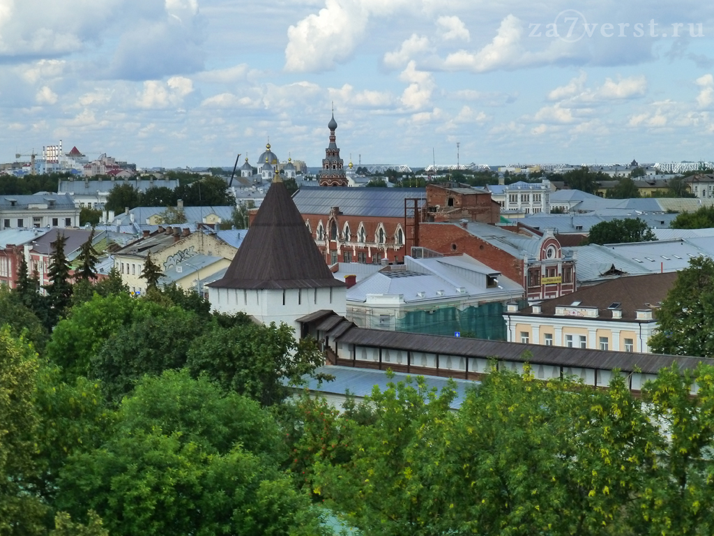 Достопримечательности Ярославля, Россия
