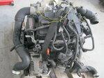 Двигатель BLS 1.9 л, 105 л/с на VOLKSWAGEN. Гарантия. Из ЕС.