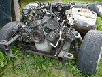 Двигатель OM 612.990 3.0 л, 231 л/с на MERCEDES-BENZ. Гарантия. Из ЕС.