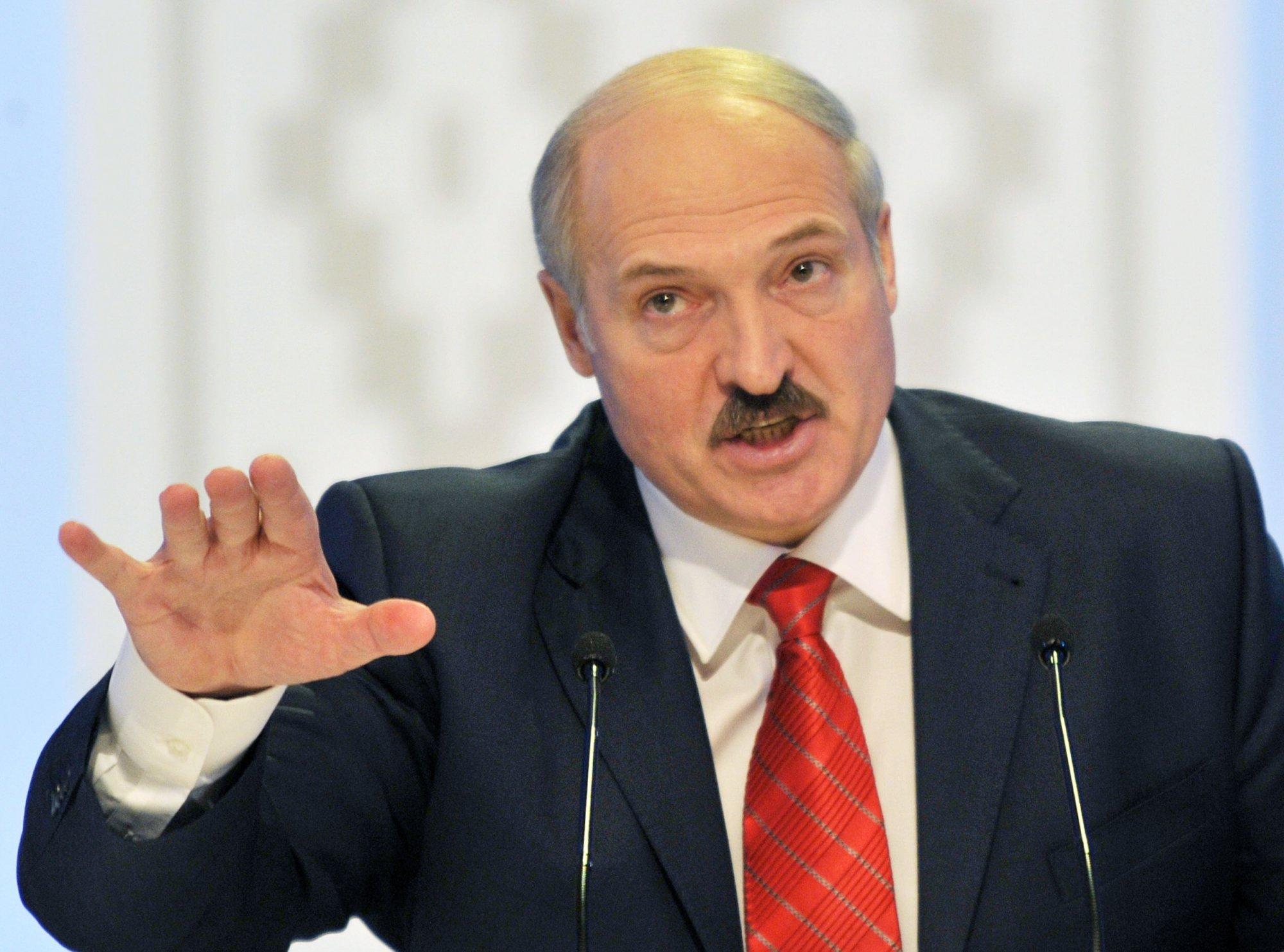 Лукашенко о судьях