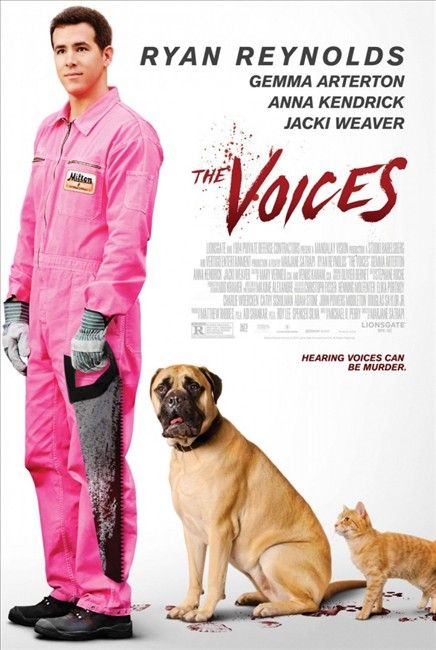 ������ / The Voices (2014)