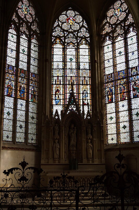 Свет и кружева французской готики. Руанский собор