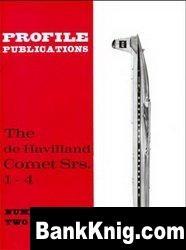 Книга de Havilland Comet Srs. 1-4 [Aircraft Profile 108]