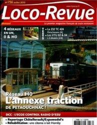 Журнал Loco-Revue №756 2010