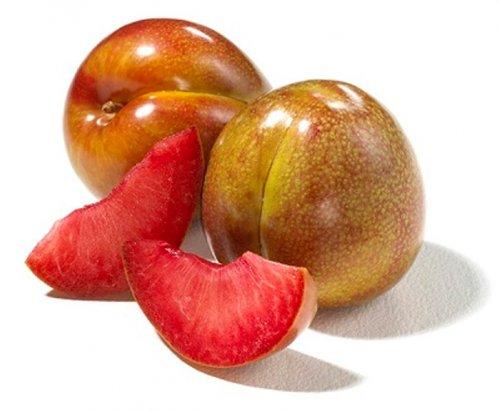 Гибридные фрукты и ягоды
