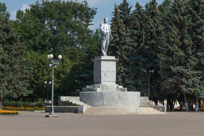 Памятник Ленину на Советской площади, Ржев