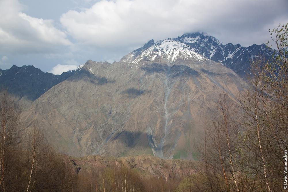 Грузия, Гергети