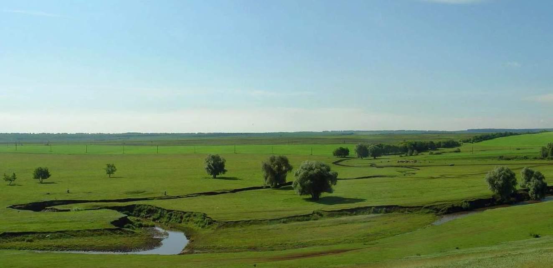 Река Стярле