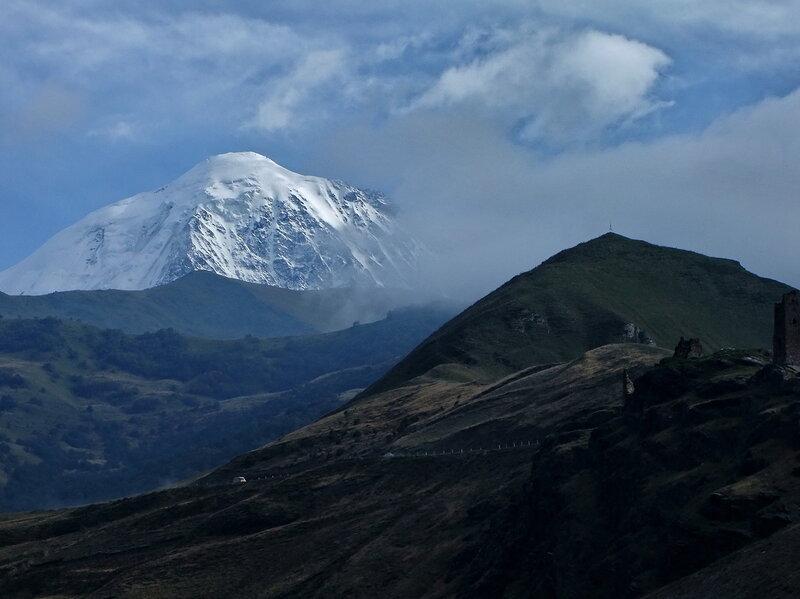гора Шаухох
