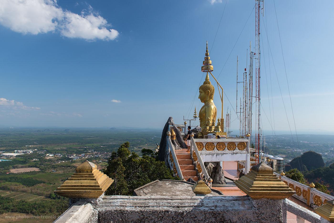Фотография 20. Спокойствие на высоте. Экскурсии на Краби самостоятельно. Отчет об отдыхе в Таиланде самостоятельно (200, 24, 9.0, 1/320)