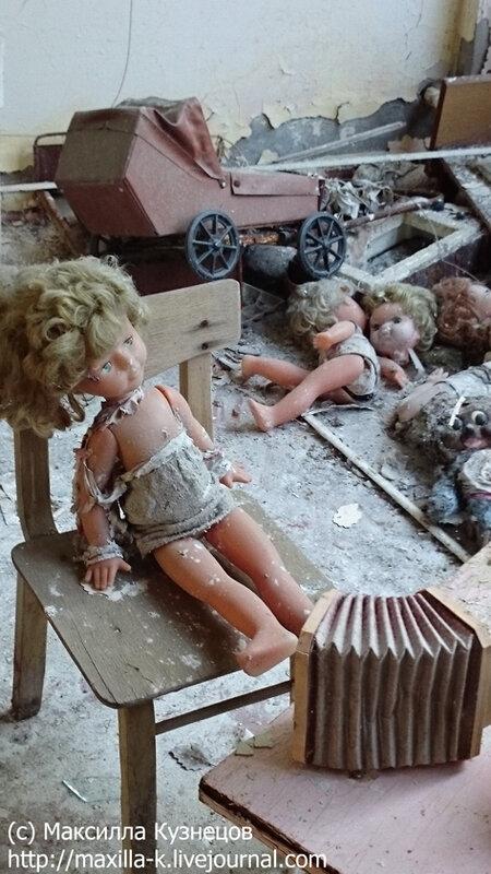 Кукольный бордель