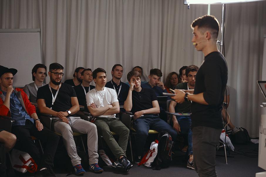 Первый день Школы дизайна Яндекса