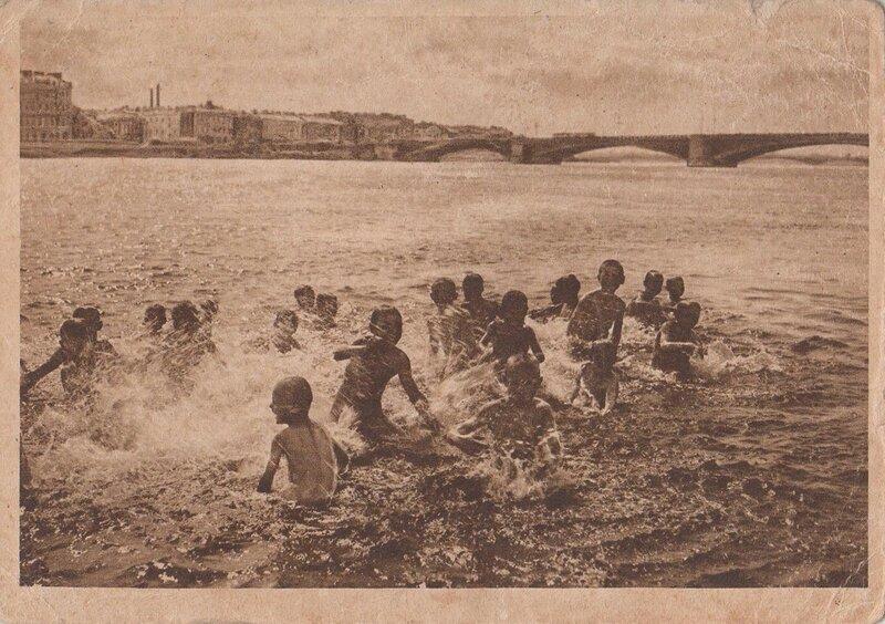 Пионеры нагишом на пляже фото 213-551
