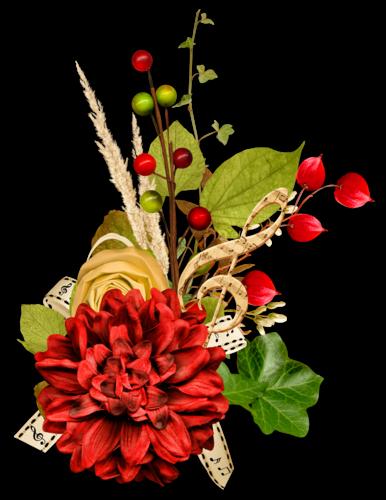 Цветочный кластер