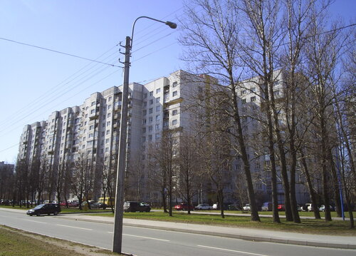 Пулковское шоссе 9к1