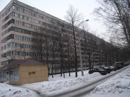 ул. Демьяна Бедного 32к1