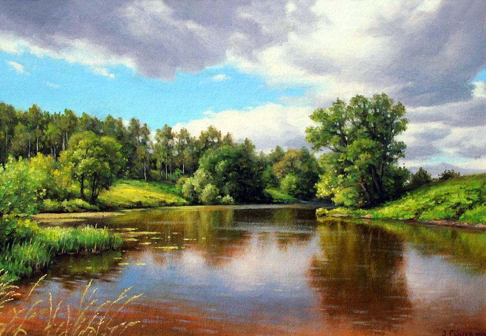 тишина в природе и в душе картинки