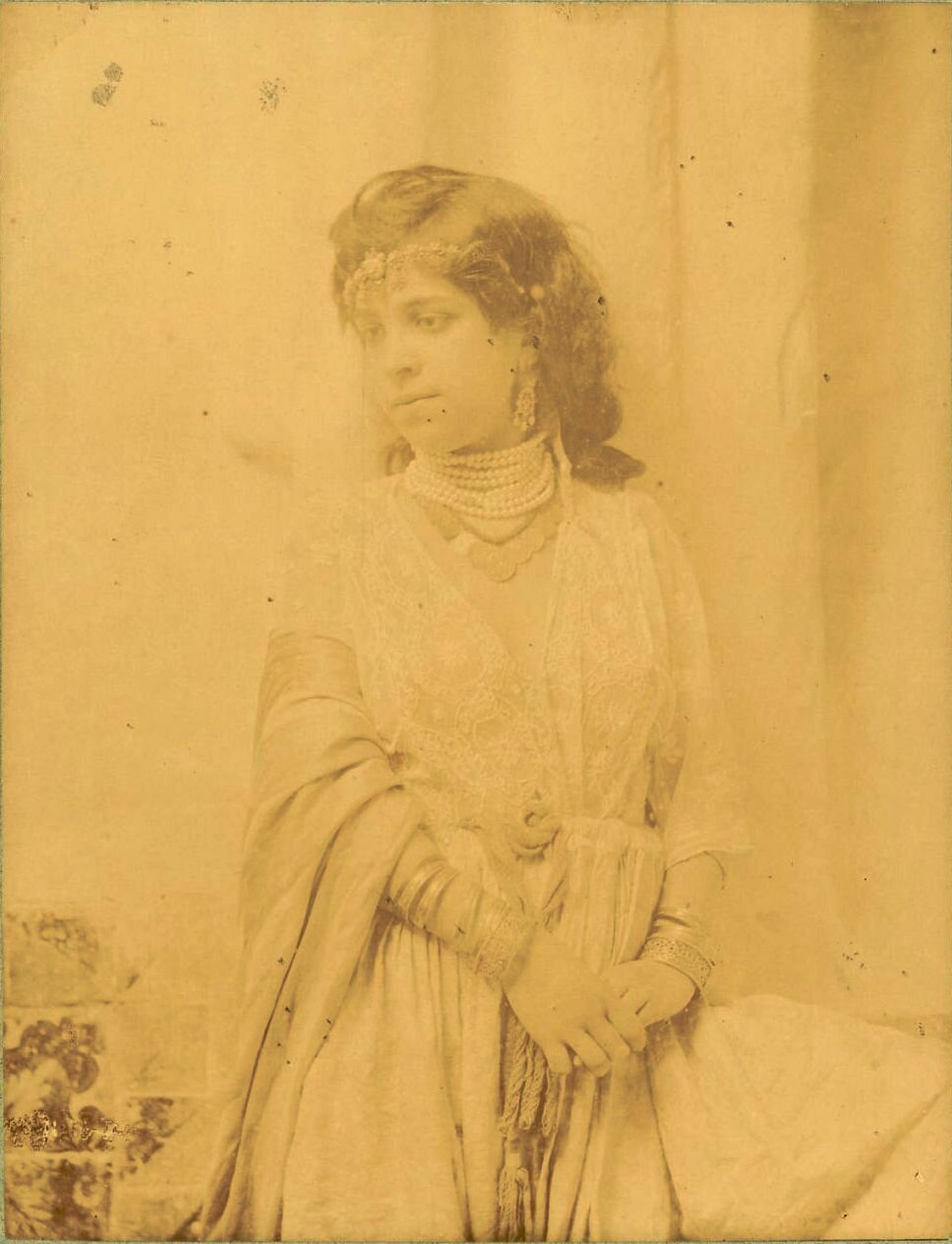 1875. Алжирская женщина