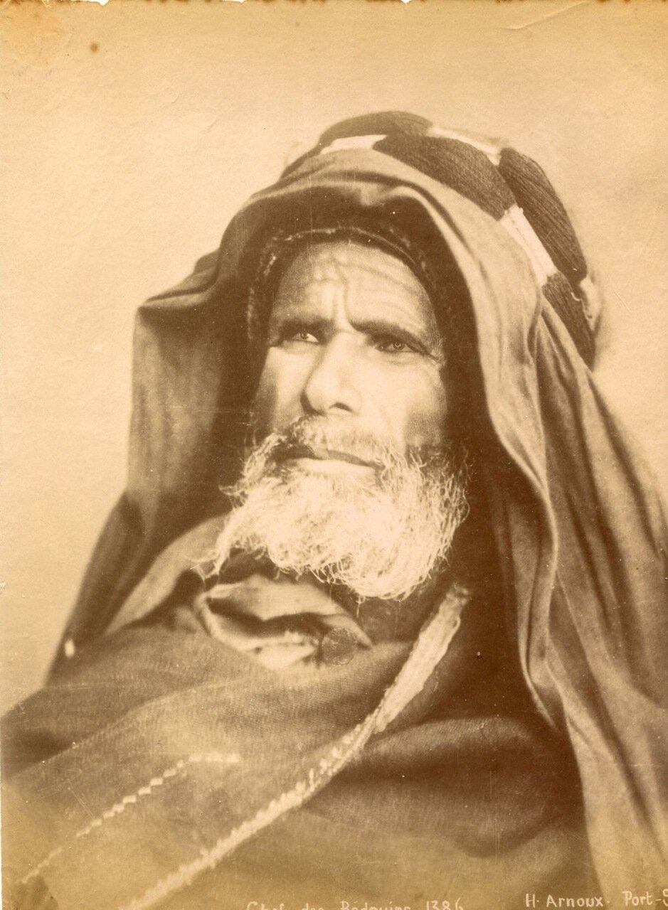 Бедуинский старейшина