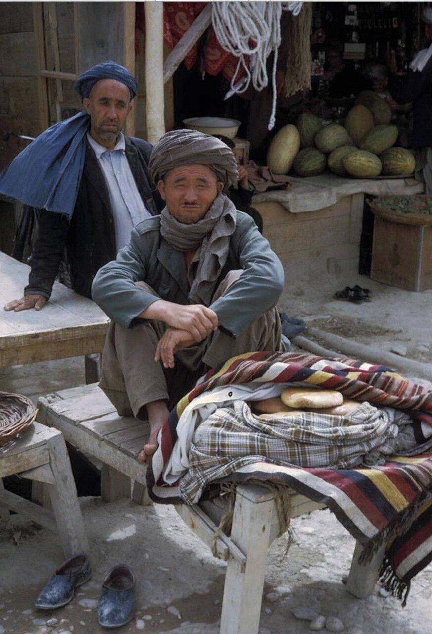Торговец хлебом