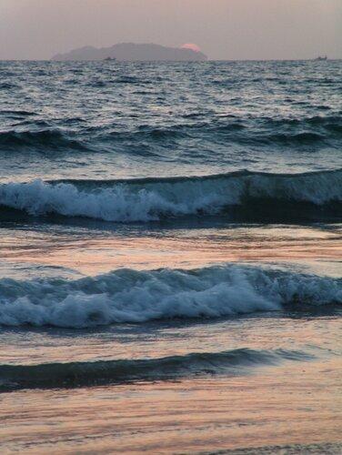 Теплые волны Индии