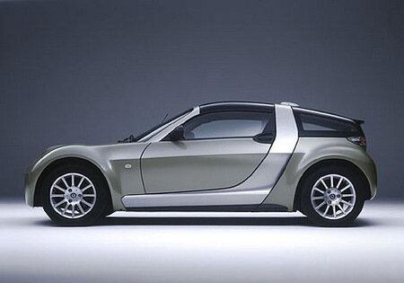 Smart Roadster V6