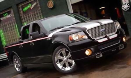 Ford F 150 Foose Edition 2008