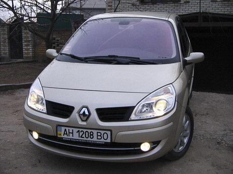 стопроцентно доволен Renault Scenic