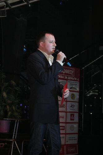 Выступление в Comedy Club Samara Style