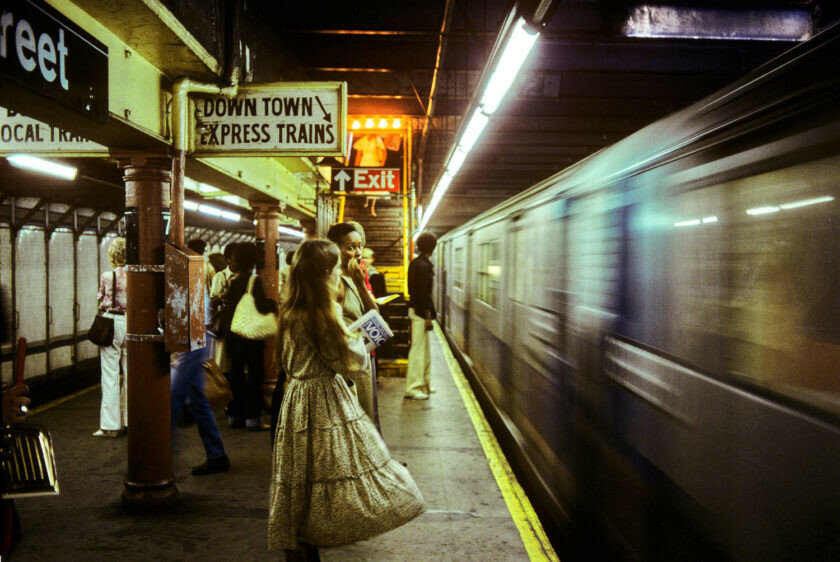 SUBWAY NEW YORK, 1977-1984