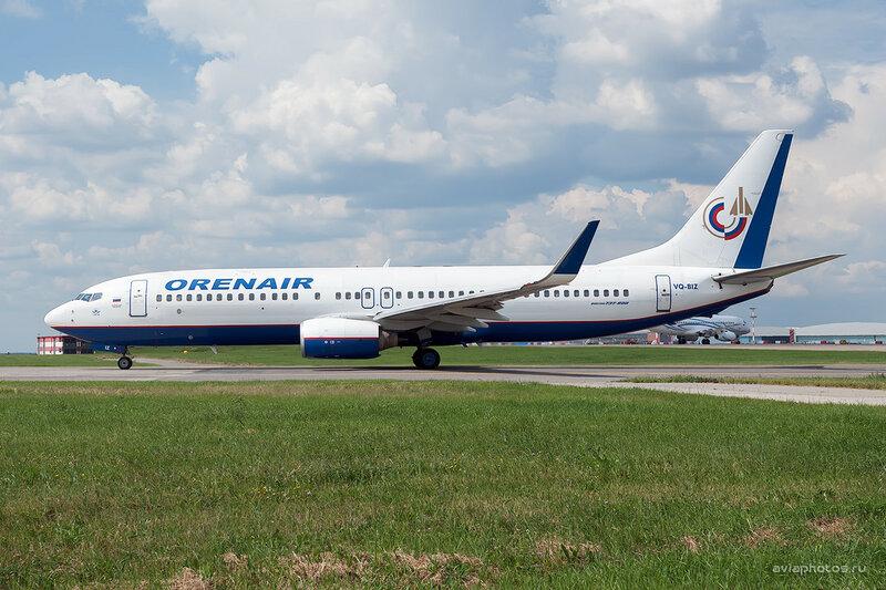 Boeing 737-86N (VQ-BIZ) Оренэйр 0430_D702600